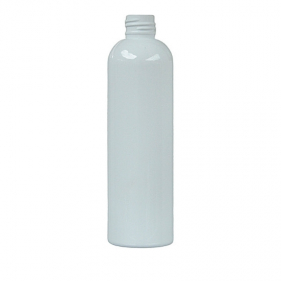 250ml 250cc cosmo round body cleanser bottles
